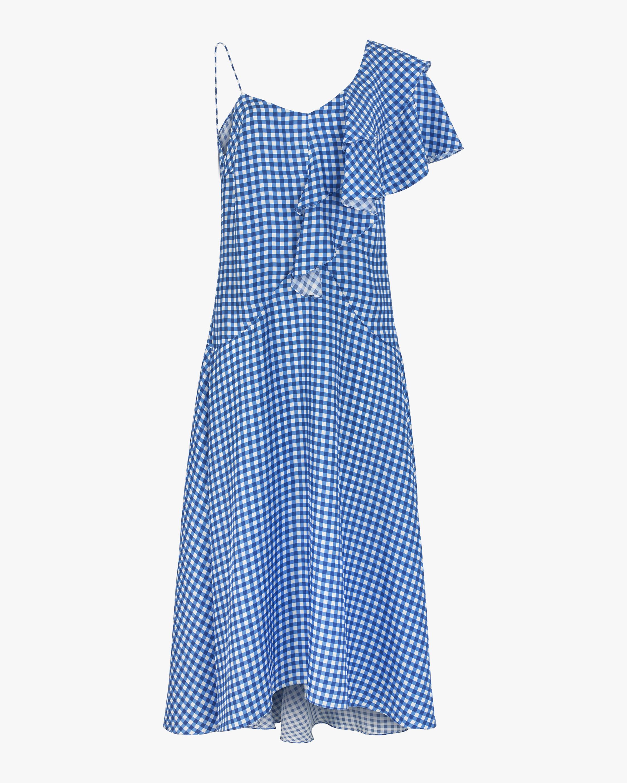 Maeva Ruffle Midi Dress