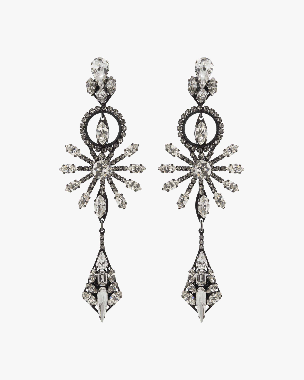 Erickson Beamon China Club Earrings 2