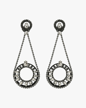 China Club Earrings
