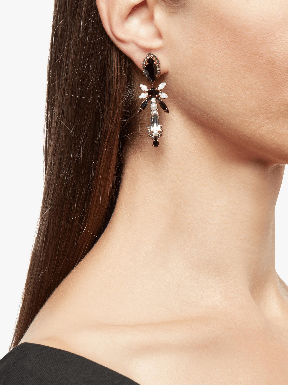 Erickson Beamon Dark Shadows Earrings 2