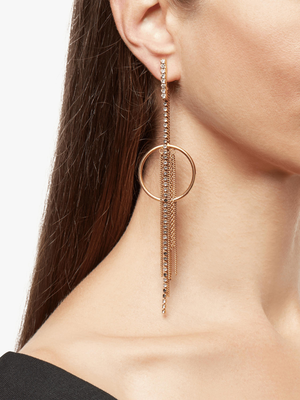 Erickson Beamon Breaker of Chains Earrings 1