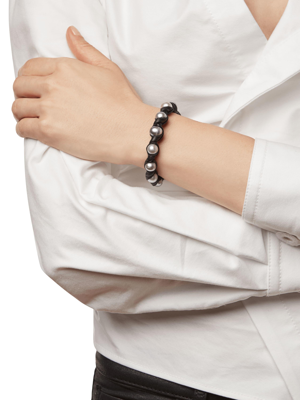 Acacia Black Bracelet