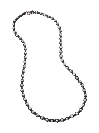 Acacia Black Necklace