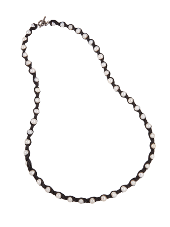 Blanc Cassis Necklace