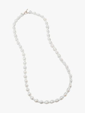 Blanc Neige Necklace