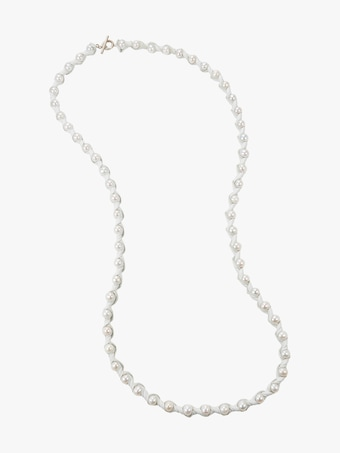 Marta Blanc Neige 48 Inch Necklace 1