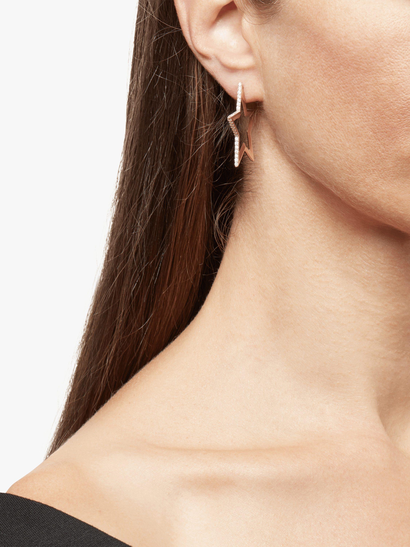 kWIT STAR Hoop Earrings 2
