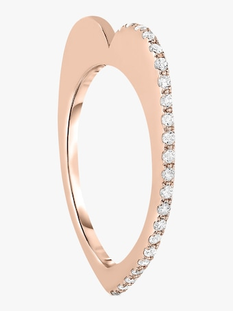 LOVE Pave Ring