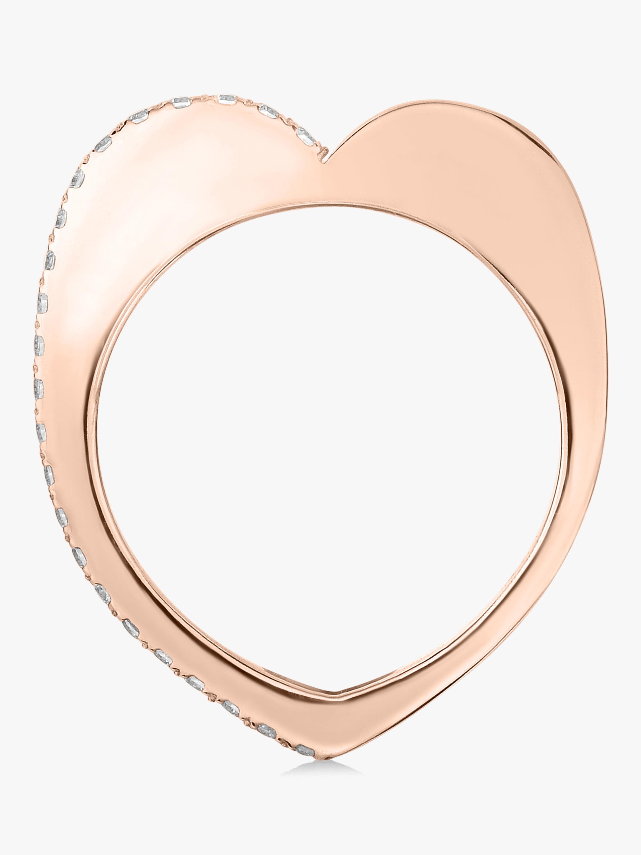 kWIT LOVE Pave Ring 2