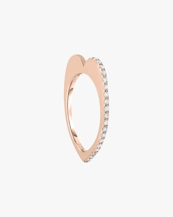 kWIT LOVE Pave Ring 1