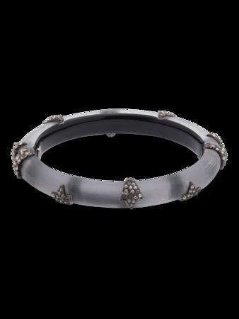 Skinny Studded Hinge Bracelet