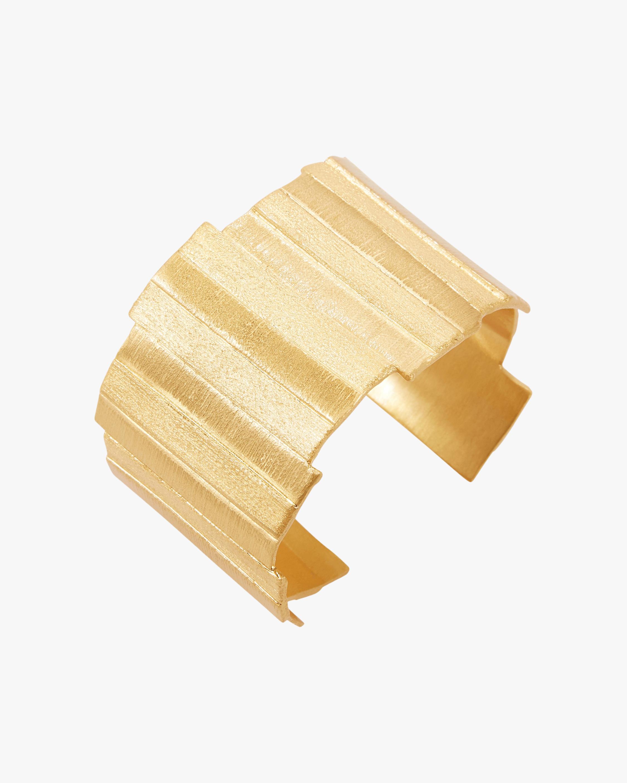 Stephanie Kantis Plank Cuff 1