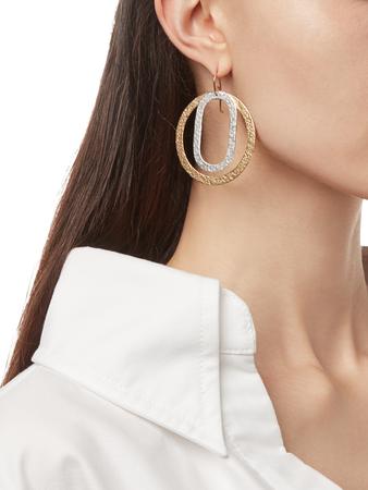 Paris Double Earrings