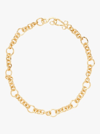 Coronation Small Chain Necklace