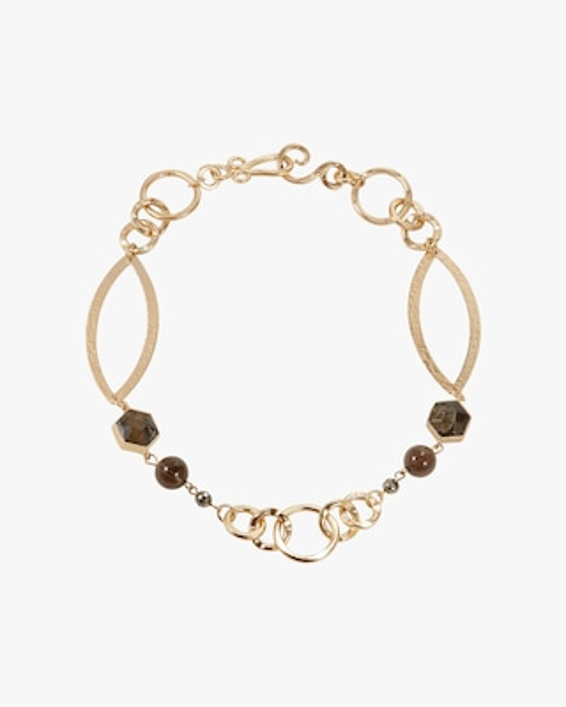 Stephanie Kantis Peace Necklace 1