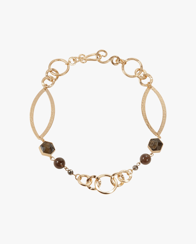 Stephanie Kantis Peace Necklace 0