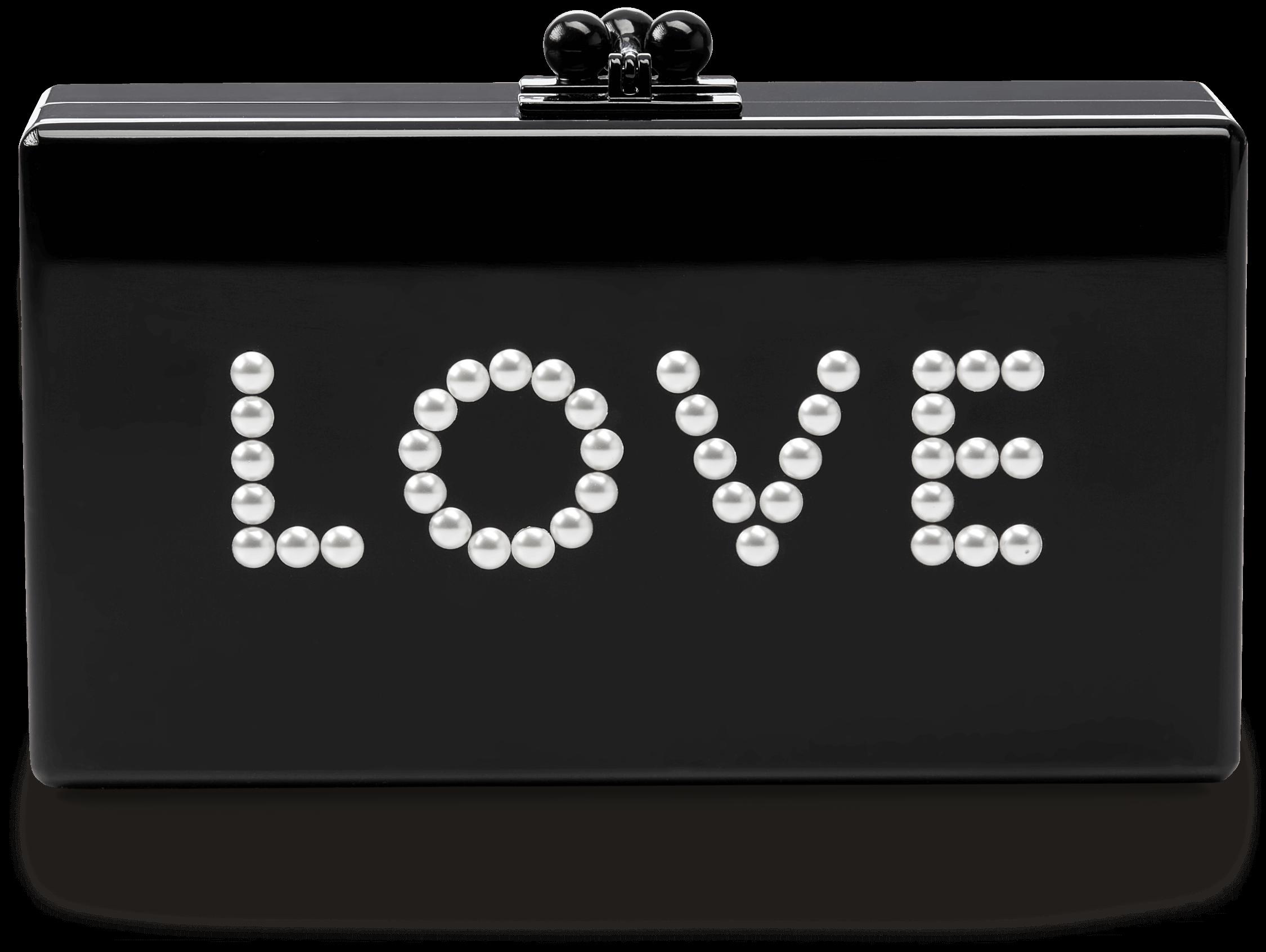 Jean Love Clutch in Pearls