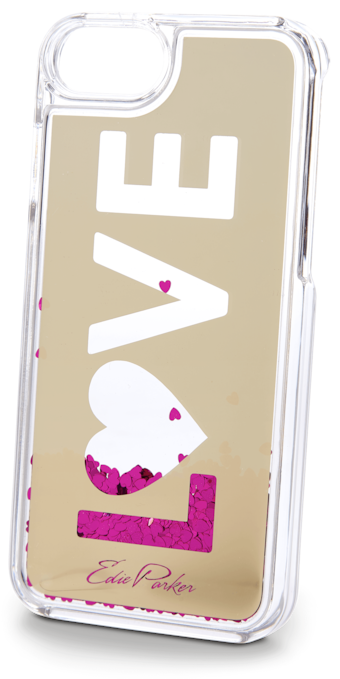 Floating Love iPhone Case