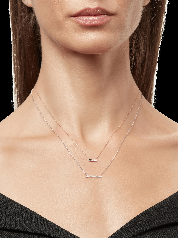 Sylvie Rose Small Bar Necklace