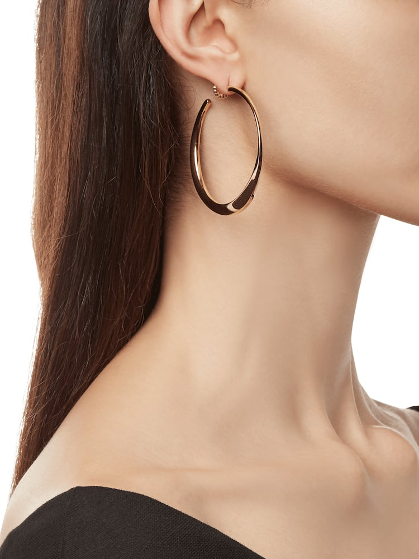 Classico Large Twisted Hoop Earrings Ippolita