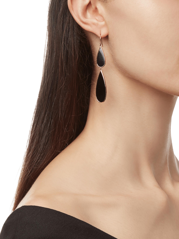 Rock Candy Double Teardrop Earrings