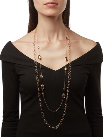 Classico Long Prosper Chain Necklace
