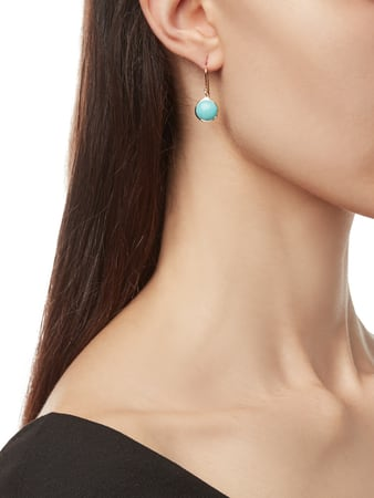 Lollipop Mini Drop Earrings