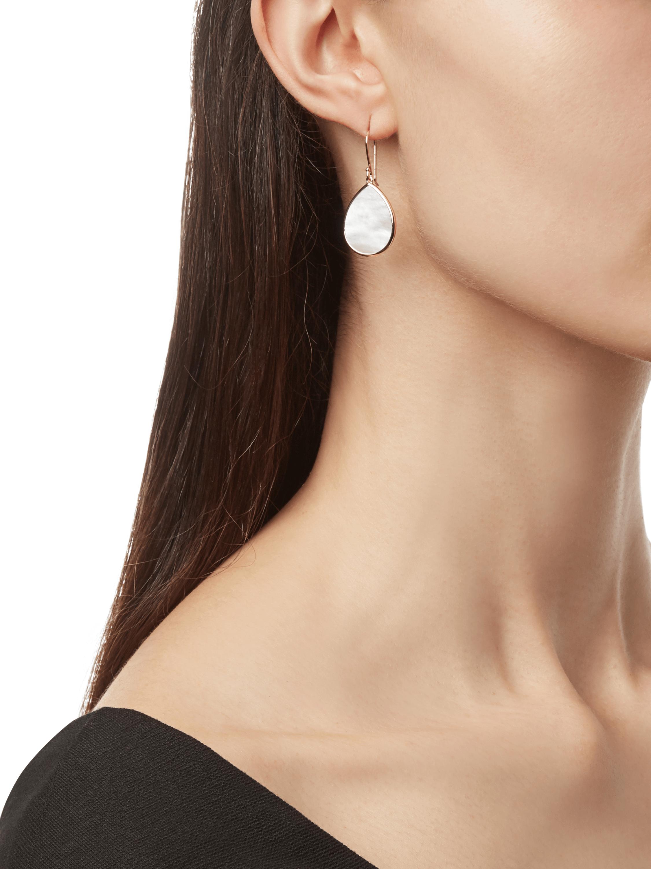 Rock Candy Mini Teardrop Earrings