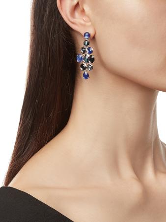Rock Candy Cascade Earrings