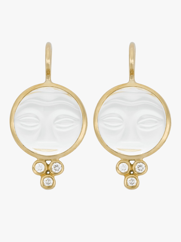 Moonface Earrings