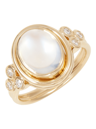 Classic Oval Ring