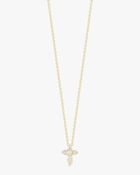 Baby Cross Necklace