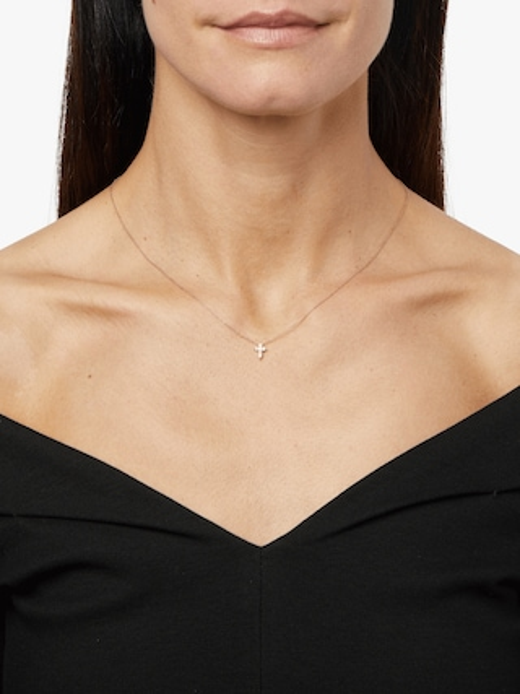 Roberto Coin Baby Cross Necklace 2