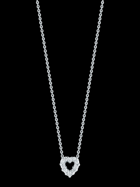 Mini Heart Pendant Necklace