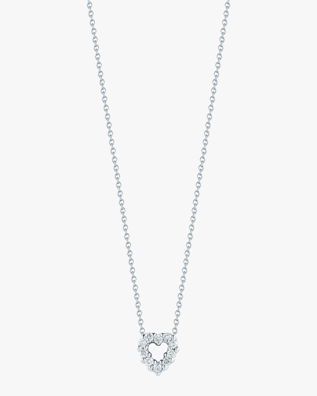 Roberto Coin Mini Heart Pendant Necklace 1
