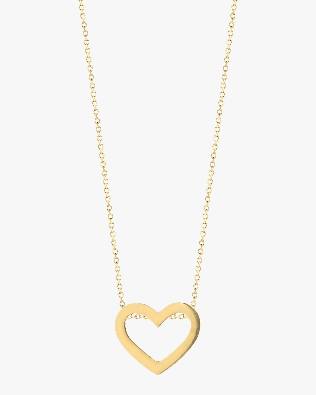 Roberto Coin Heart Pendant Necklace 1