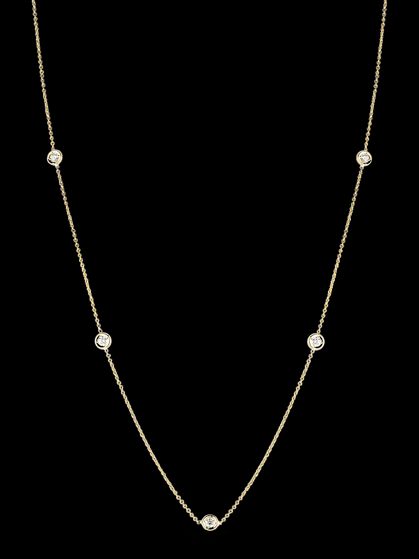 Station Necklace