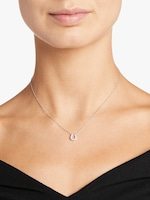 Roberto Coin Horseshoe Pendant Necklace 1