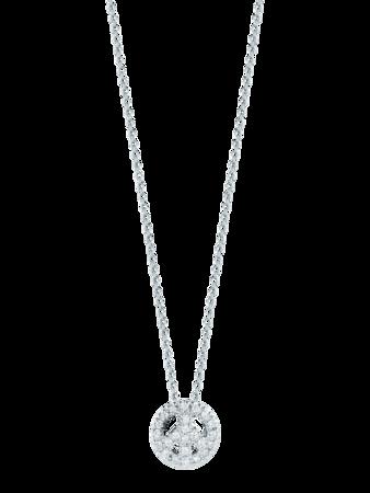 Mini Peace Sign Pendant Necklace