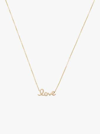 Roberto Coin Love Letter Necklace 1