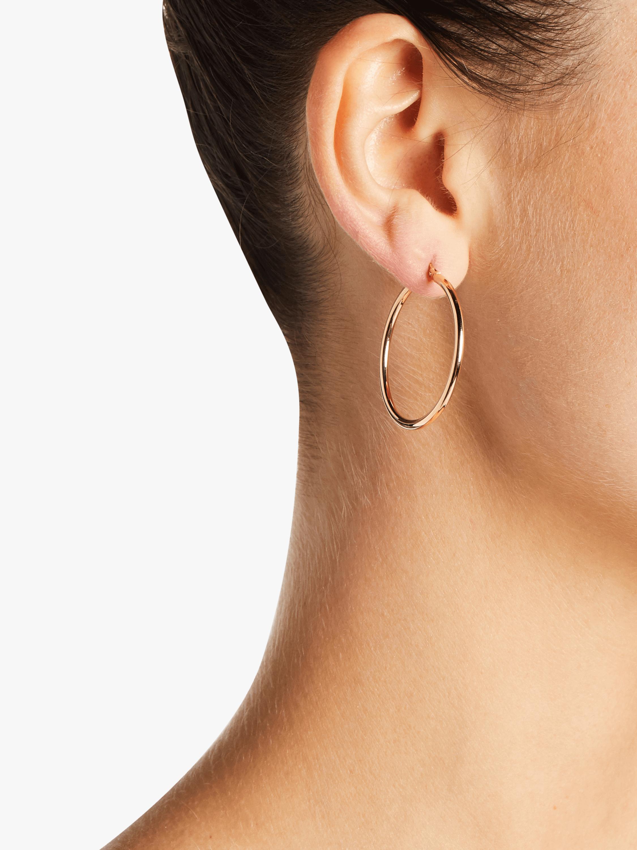 Roberto Coin Hoop Earrings 2