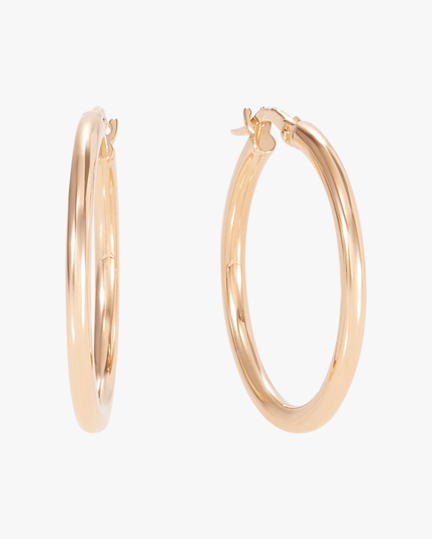 Roberto Coin Hoop Earrings 1