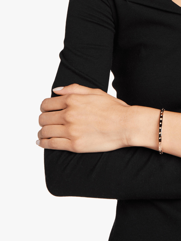 Pois Moi Oval Bangle Bracelet