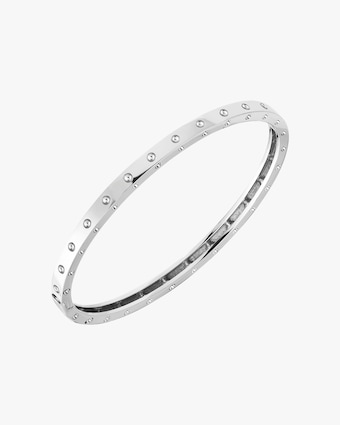 Roberto Coin Pois Moi Oval Bangle Bracelet 1
