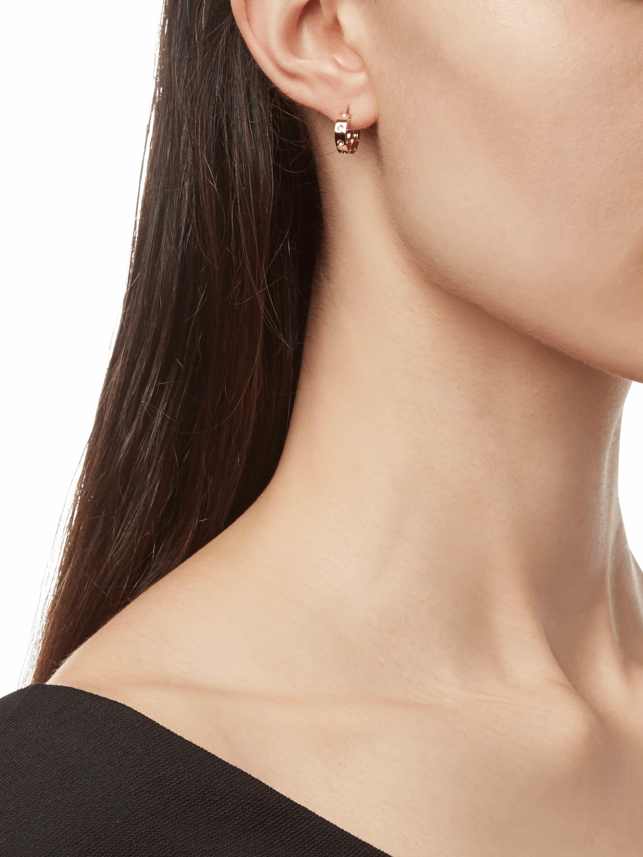 Roberto Coin Pois Moi Huggie Hoop Earrings 2