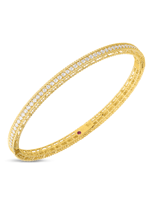 Roberto Coin Symphony Braided Bracelet 0