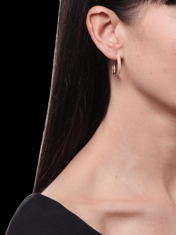 Symphony Hoop Earrings Roberto Coin