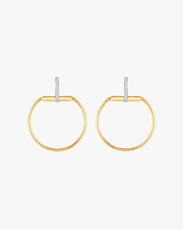 Roberto Coin Parisienne Earrings 1