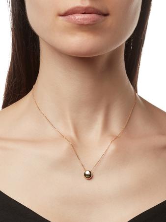 Love Emoji Pendant Necklace