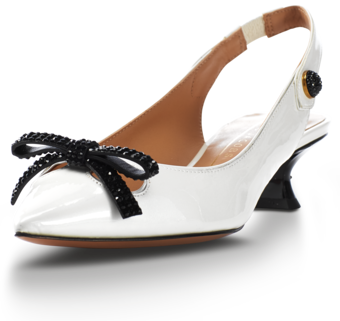Abbey Slingback Pump